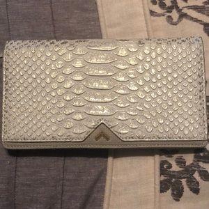 Stella & dot snake skin wallet